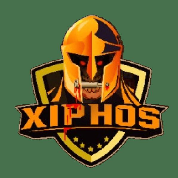 Xiphos Outplay Logo - Valorant
